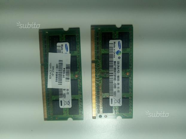 Ram ddr3 notebook 2gb