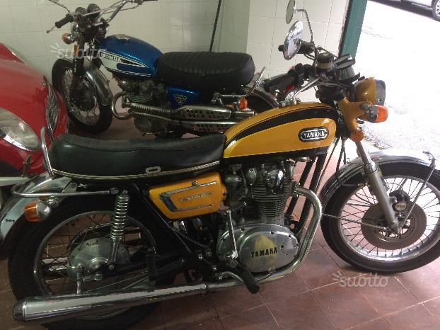 Honda CB 500 - Anni 70