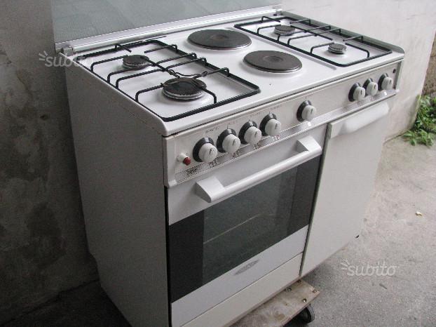 Cucina a gas è eletrica