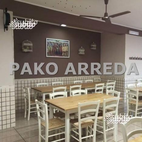 Tavoli / tavolo e sedie / sedia ristorazione
