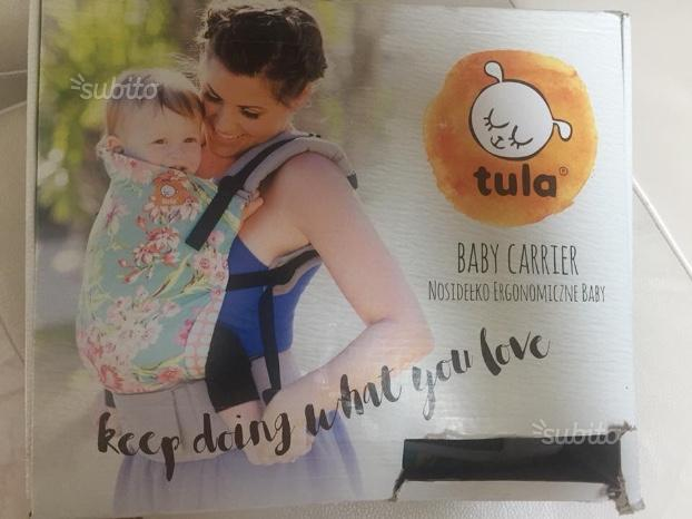 Tula Baby Carrier NUOVO