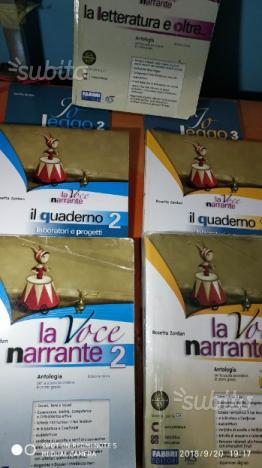 La voce narrante vol 2-3