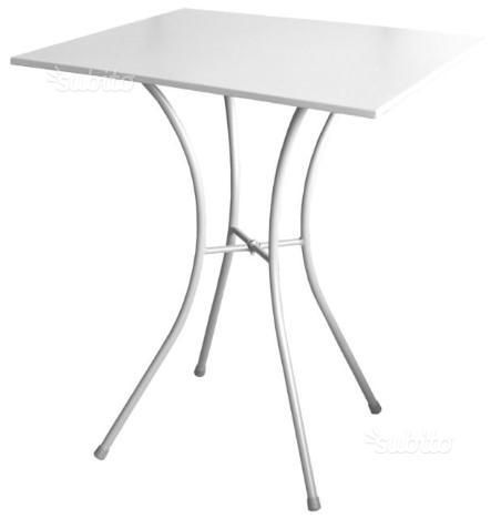 Tavolino in ferro nuovo