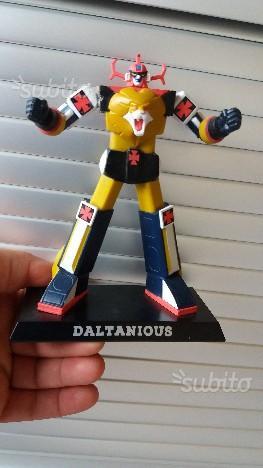 Robot anni 80- daltanius