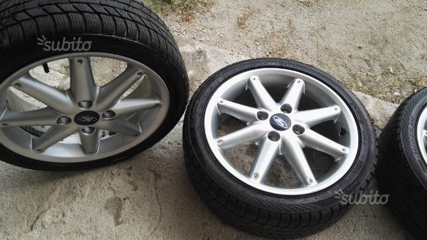Cerchi in lega 16 Ford Fiesta