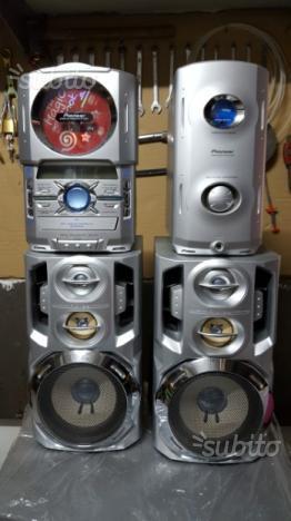 Stereo Pioneer 100 watt