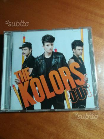 "Disco The Kolors ""Out"""