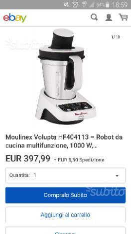 Moulinex volupta nuovo