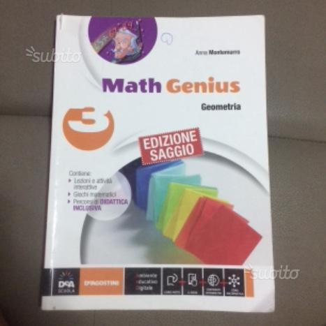 Math Genius 3 - Geometria