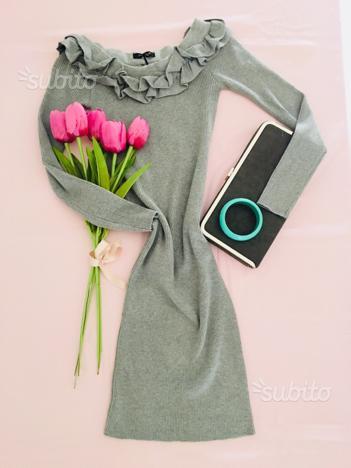 Vestito grigio