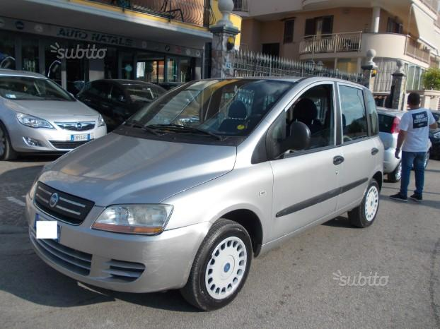 FIAT Multipla 1.6 NATURAL POWER DYNAMIC