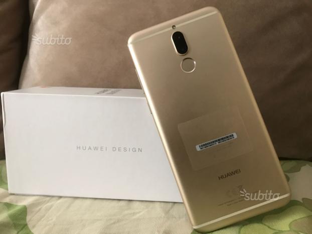 Huawei mate 10 lite Gold 64g