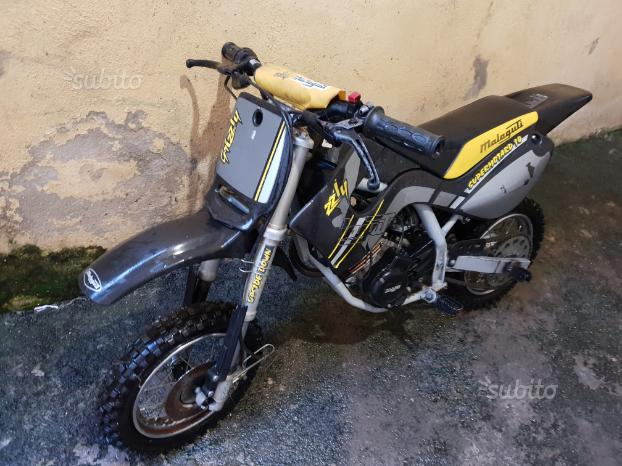 Motorino Malaguti grizzly 10