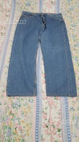 Jeans Uomo Levi's Original