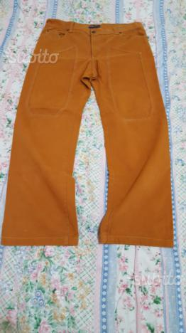 Pantaloni Uomo Cleader