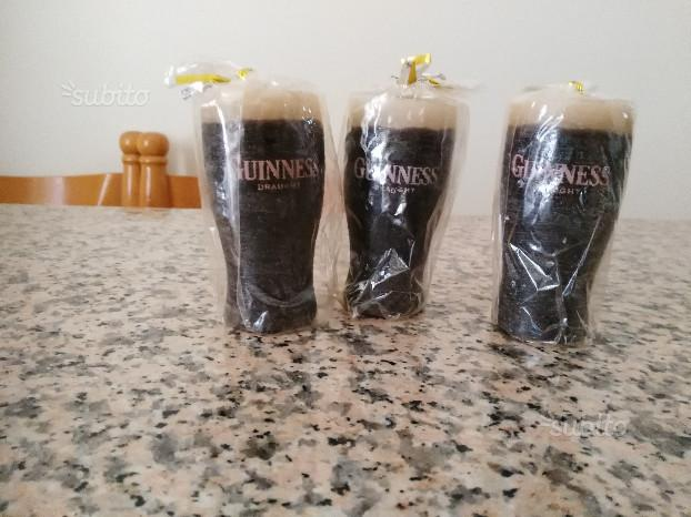 Tre Gadget Guinness Candle