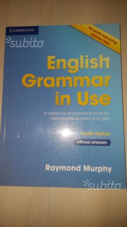 Grammar in use nuovo metà prezzo
