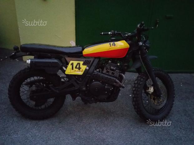 Honda dominator scrambler - 1994