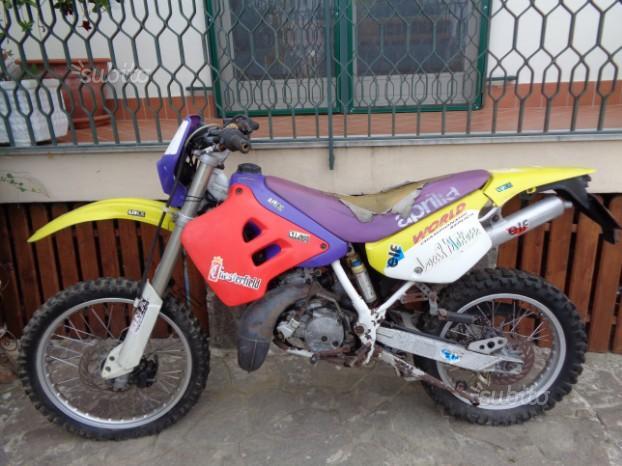 Aprilia RX 125 - 1999