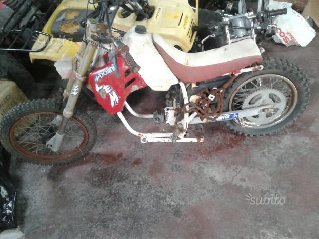 Smembro per ricambi minicross malaguti 50