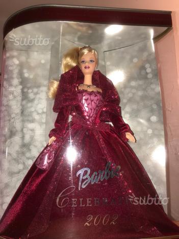 Barbie da collezione 2002