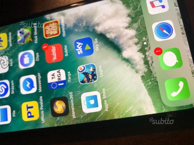 IPhone X 256 giga Nero