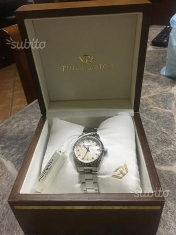 Orologio philip watch donna