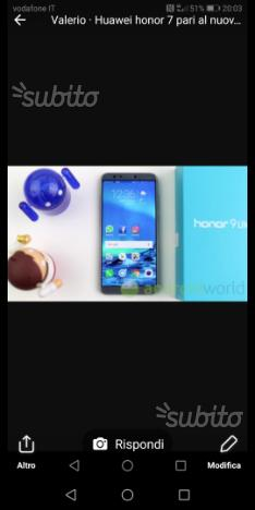Huawei Honor 9 lait
