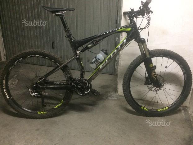 MTB Scott Spark Full 620 carbon