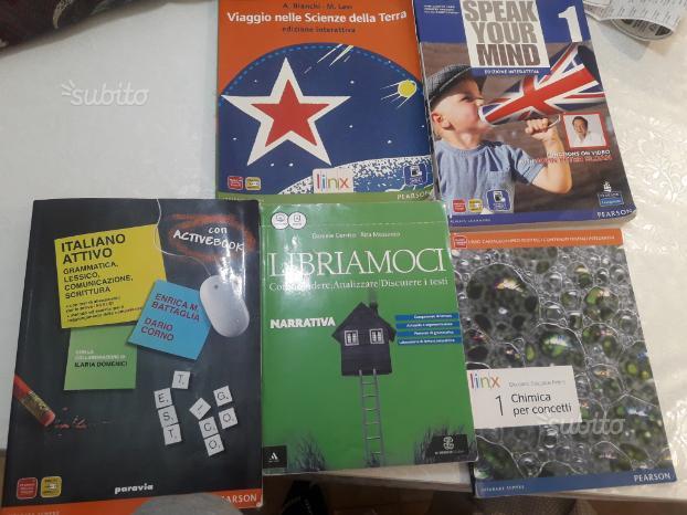Libri scuola superiore