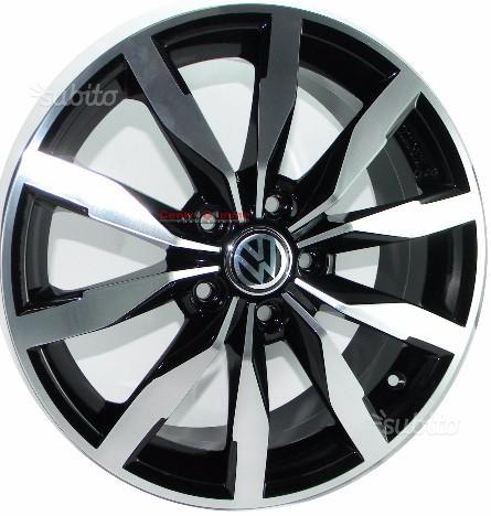 Cerchi in Lega 17 e 18 Volkswagen Golf 7 A3 450