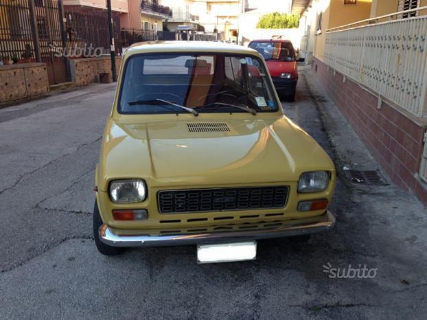 Fiat 127 coriasco d'epoca 1976