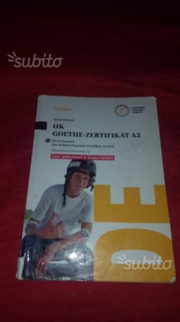 Ok goethe-zertifikat a2
