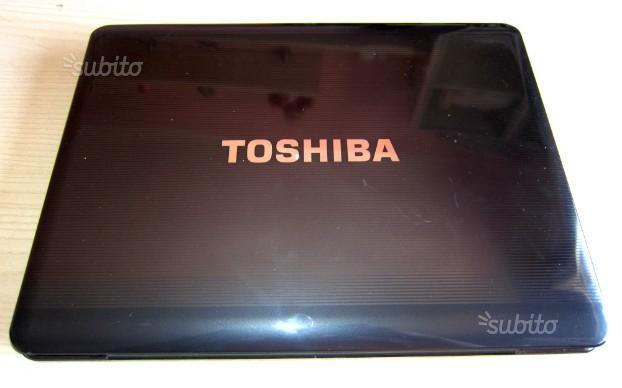 NOTEBOOK TOSHIBA - PC Portatile Pezzi di Ricambio