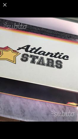 Atlantic star unisex
