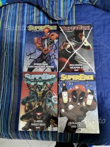 Fumetti Marvel, Inkiostro, Dc, Panini, Saldapress