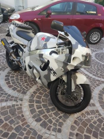 Suzuki GSX R 600 - 1997