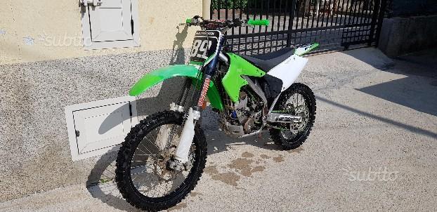Kawasaki KLX 250 - 2007