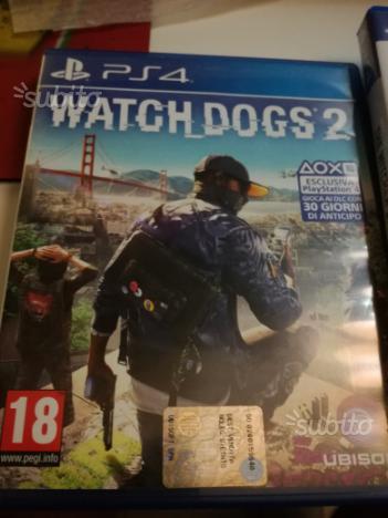 Watchdogs 1 e 2