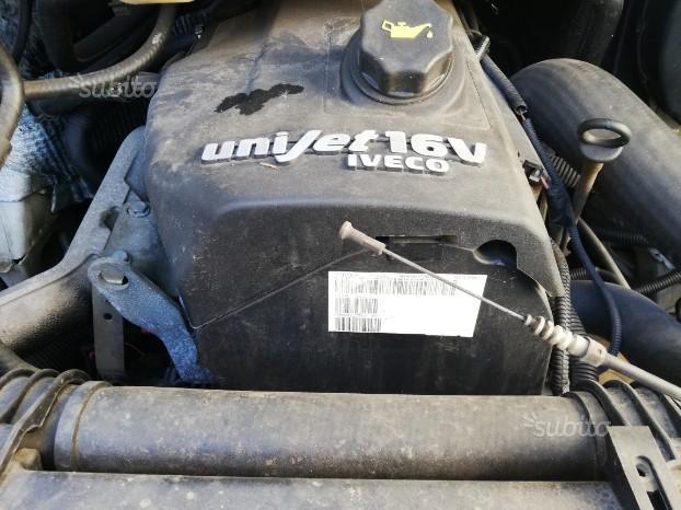 Motore cl2.3 Multijet Daily fucato