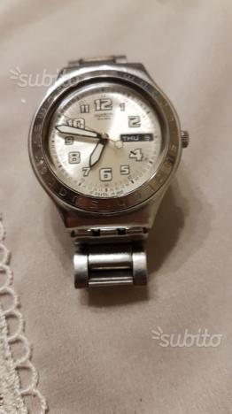 Orologi Swatch Irony Alluminio Nuovi