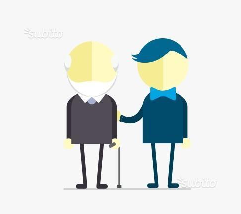 Assistente Anziani persone sole