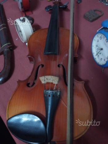 Violino intero, belliesimo