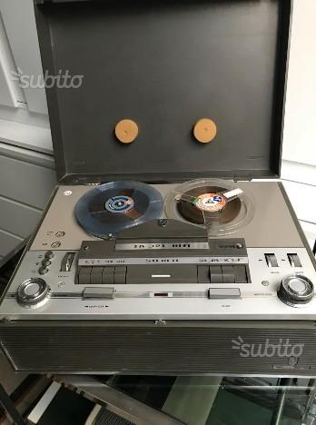 Registratore Grunding tk 321 stereo hi fi