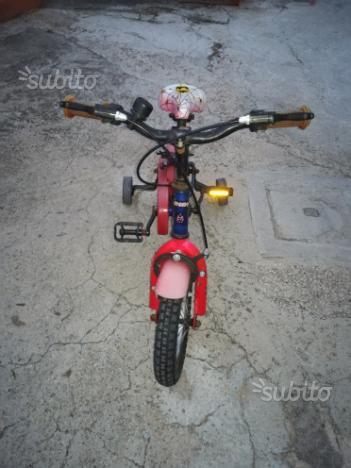 Bicicletta Spider-Man