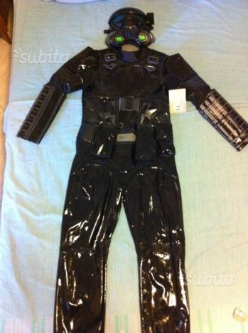 Vestito carnevale Disney Star wars dark vader