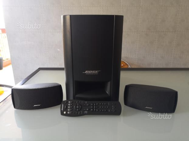 Bose Cinemate Digital Home Theater Speakers System