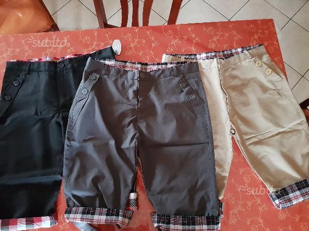 Pantaloni per uomo NUOVI