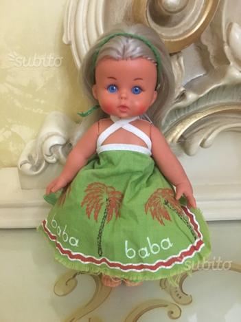 Bambola mini furga haway baba