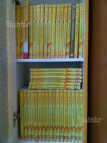 Geronimo stilton collezione circa 45 volumi